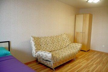1-комн. квартира, 42 кв.м. на 4 человека, Первомайский проспект, Петрозаводск - Фотография 3