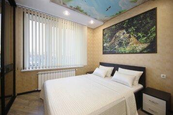 2-комн. квартира, 60 кв.м. на 4 человека, улица Лермонтова, 19А, Белгород - Фотография 4