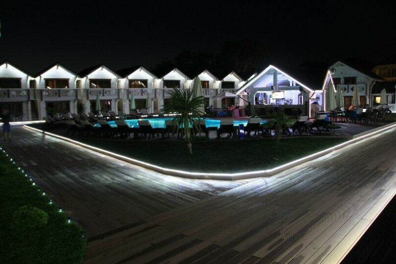 """Клуб-отель """"Белый пляж"""", Джеметинский проезд, 8Б на 49 номеров - Фотография 4"""