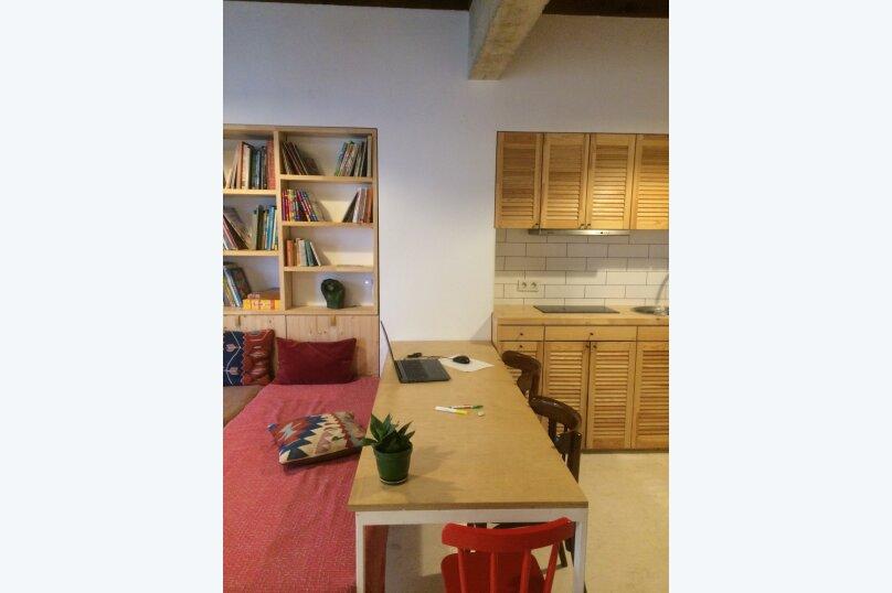 Дом в Мисхоре, две 1-ком. студии, улица Водовозовых, 18 на 2 комнаты - Фотография 51