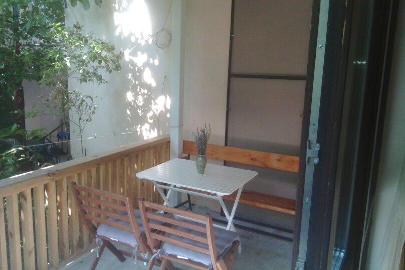 Дом в Мисхоре, две 1-ком. студии, улица Водовозовых, 18 на 2 комнаты - Фотография 32