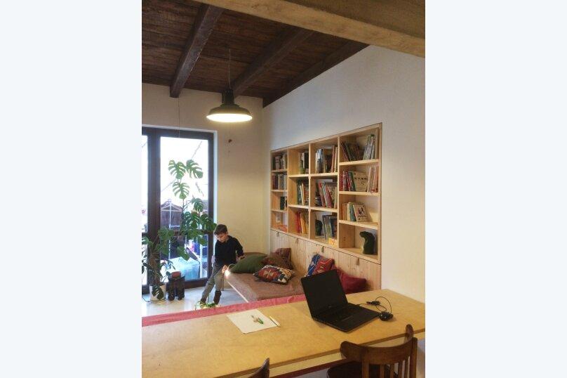 Дом в Мисхоре, две 1-ком. студии, улица Водовозовых, 18 на 2 комнаты - Фотография 14