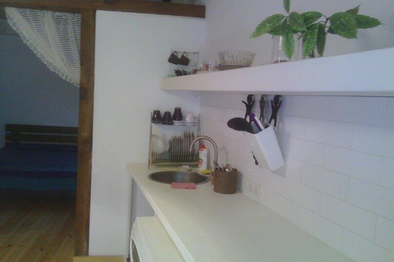 Дом в Мисхоре, две 1-ком. студии, улица Водовозовых, 18 на 2 комнаты - Фотография 17