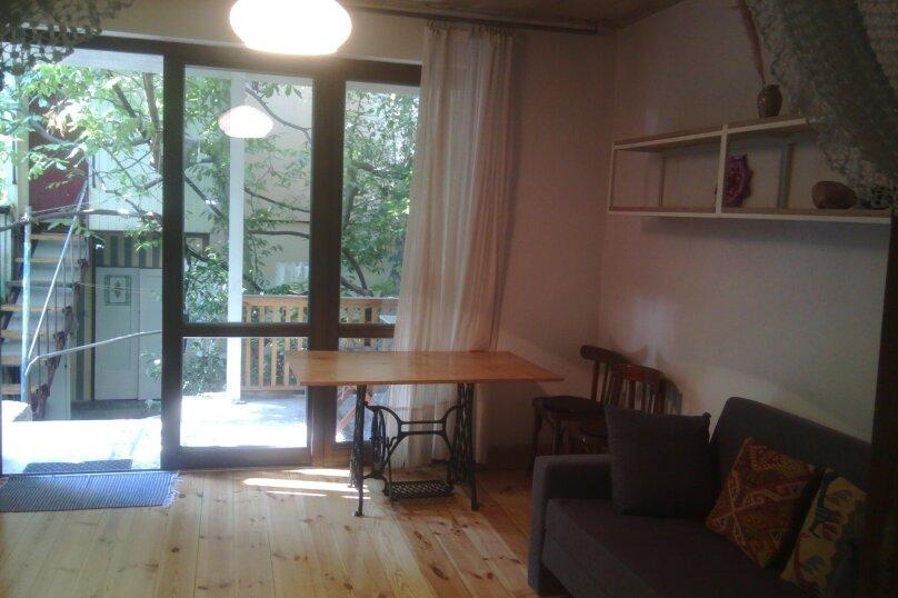 Дом в Мисхоре, две 1-ком. студии, улица Водовозовых, 18 на 2 комнаты - Фотография 18
