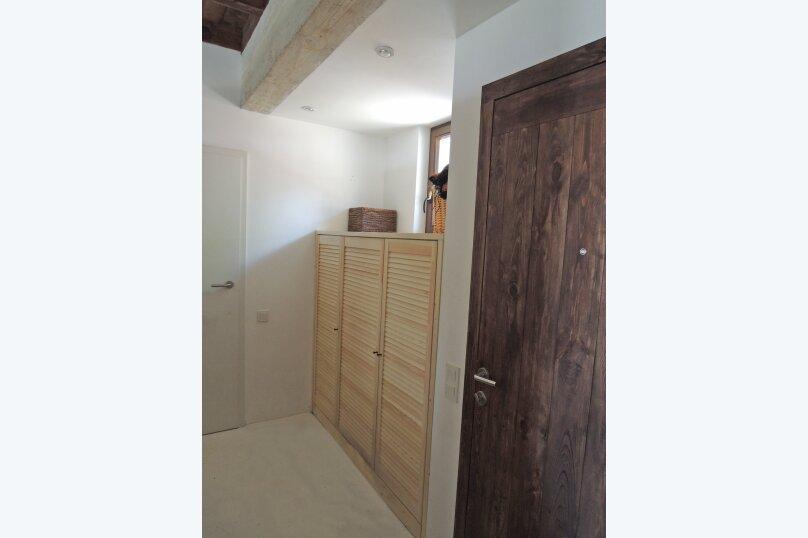 Новый дом, 2й этаж, 1-ком студии с террасой, 50 кв.м. на 4 человека, 1 спальня, улица Водовозовых, 18, Ялта - Фотография 3