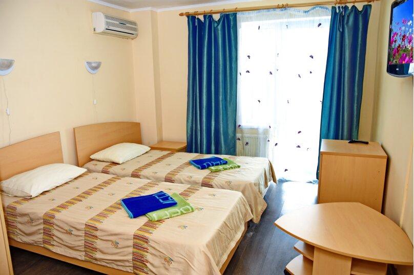 2-х местный люкс, улица Мира, 44, Глафировка - Фотография 1