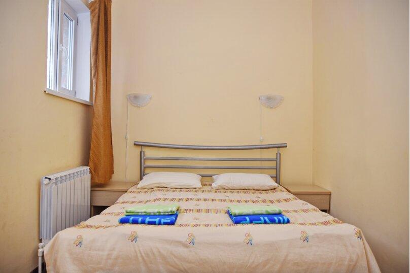 4-х местный «Стандарт» 2-комнатный, улица Мира, 44, Глафировка - Фотография 1