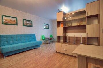 1-комн. квартира, 33 кв.м. на 4 человека, улица Петра Подзолкова, Красноярск - Фотография 2