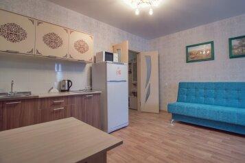 1-комн. квартира, 33 кв.м. на 4 человека, улица Петра Подзолкова, Красноярск - Фотография 3