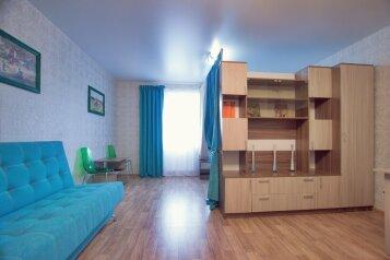 1-комн. квартира, 33 кв.м. на 4 человека, улица Петра Подзолкова, Красноярск - Фотография 1