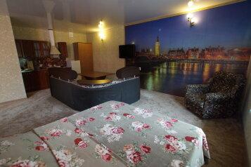Студия:  Номер, Люкс, 4-местный, 1-комнатный, Гостевой дом, Морская улица на 11 номеров - Фотография 3