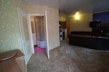 Студия:  Номер, Люкс, 4-местный, 1-комнатный, Гостевой дом, Морская улица на 11 номеров - Фотография 4