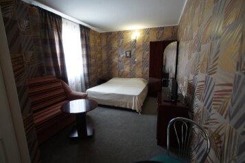 Однокомнатный  с кухней на этаже:  Номер, Полулюкс, 3-местный, 1-комнатный, Гостевой дом, Морская улица на 11 номеров - Фотография 3