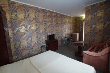 Однокомнатный  с кухней на этаже:  Номер, Полулюкс, 3-местный, 1-комнатный, Гостевой дом, Морская улица на 11 номеров - Фотография 4