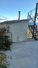 3-х местный номер с видом, 80 кв.м. на 4 человека, 2 спальни, улица Сергеева-Ценского, 8, Алушта - Фотография 3
