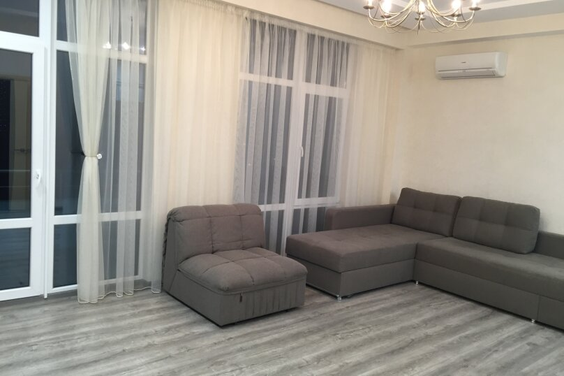 1-комн. квартира, 40 кв.м. на 3 человека, Севастопольское шоссе, 52Х, Гаспра - Фотография 24
