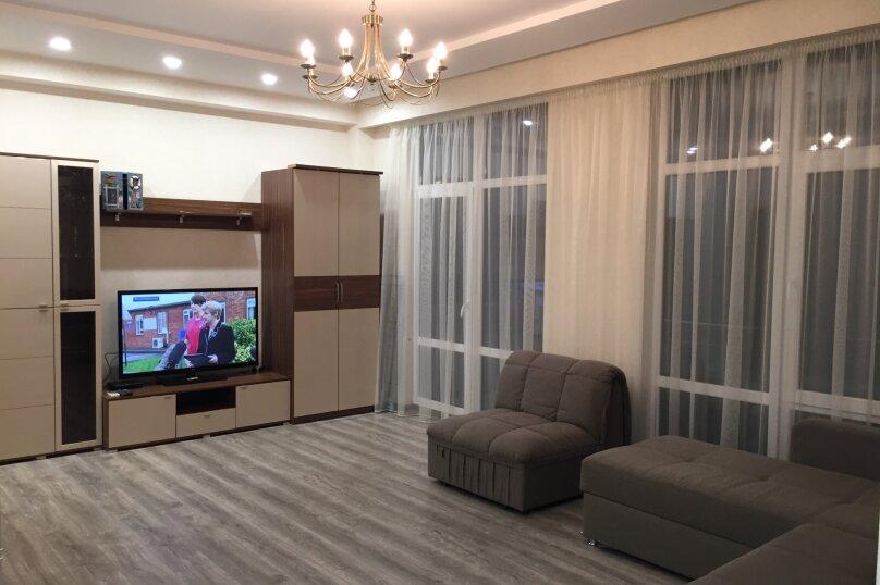 1-комн. квартира, 40 кв.м. на 3 человека, Севастопольское шоссе, 52Х, Гаспра - Фотография 25