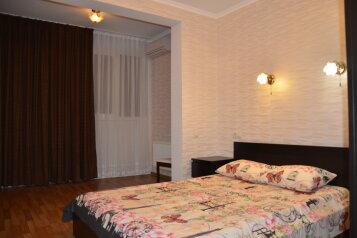 2-комн. квартира, 60 кв.м. на 5 человек, переулок Богдана Хмельницкого, Адлер - Фотография 1