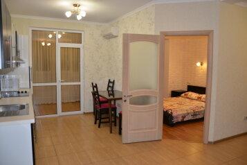 2-комн. квартира, 60 кв.м. на 5 человек, переулок Богдана Хмельницкого, Адлер - Фотография 4