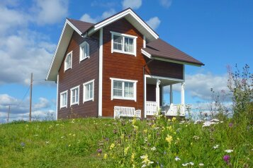 Гостевой дом, 90 кв.м. на 6 человек, 3 спальни, Заонежье, берег Онежского озера около о.Кижи, б/н, Медвежьегорск - Фотография 2