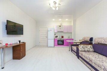 1-комн. квартира, 35 кв.м. на 4 человека, проезд Геологоразведчиков, Тюмень - Фотография 2