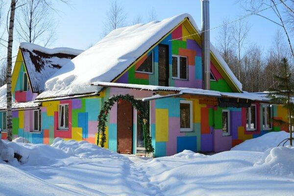 Гостевой дом в Благодати, 200 кв.м. на 19 человек, 6 спален
