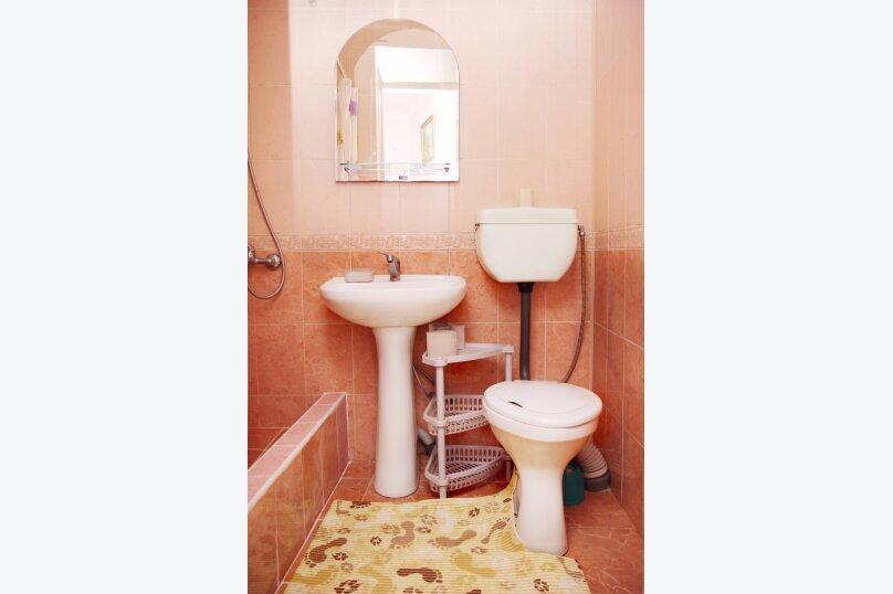 Домик , 40 кв.м. на 4 человека, 1 спальня, улица Горького, 5А, Алушта - Фотография 10