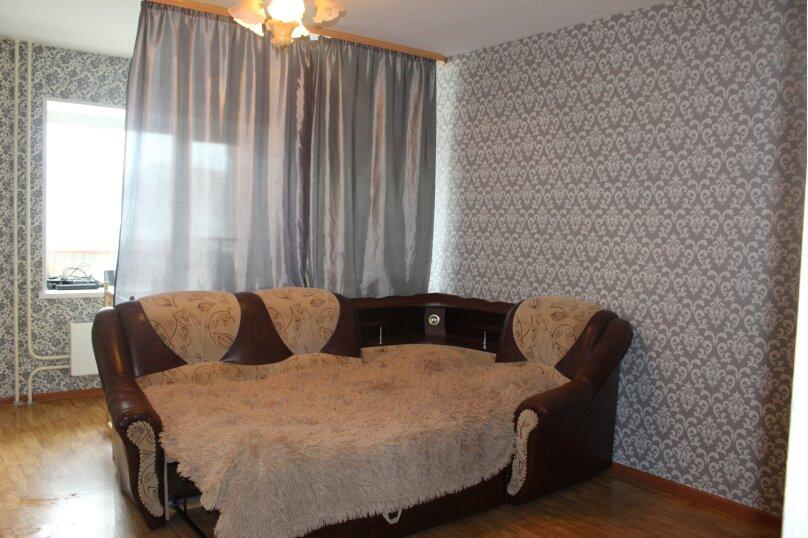 1-комн. квартира, 51 кв.м. на 4 человека, 6-я просека, 144, Самара - Фотография 1