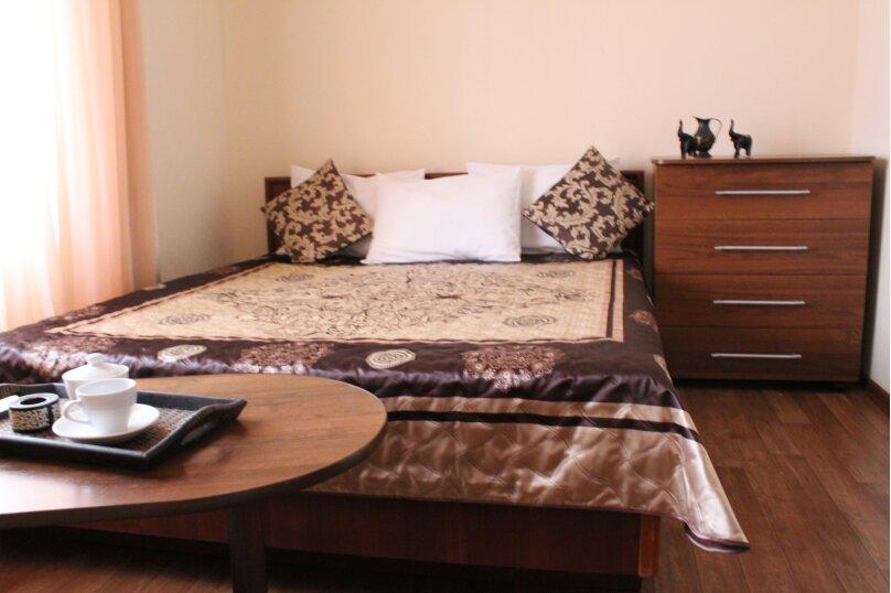 Двухместный номер с одной кроватью или двумя раздельными кроватями, Демократический переулок, 1, Адлер - Фотография 1
