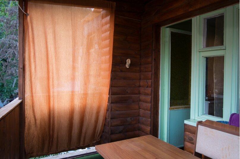 1-комн. квартира, 46 кв.м. на 3 человека, Тенистая улица, 19, Даниловка - Фотография 1
