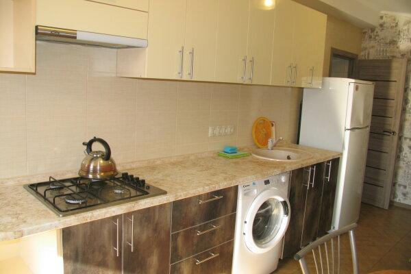 Дом, 36 кв.м. на 4 человека, 1 спальня, 4-я Новоселовская улица, 4А, Таганрог - Фотография 1