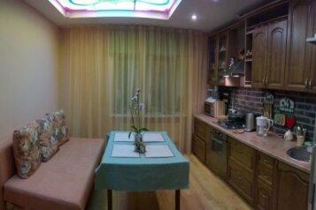 3-комн. квартира, 72 кв.м. на 8 человек, Казанское шоссе, 18, Нижний Новгород - Фотография 1