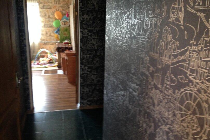 Дом, 80 кв.м. на 6 человек, 2 спальни, Кубанская улица, 12, Черноморское - Фотография 9