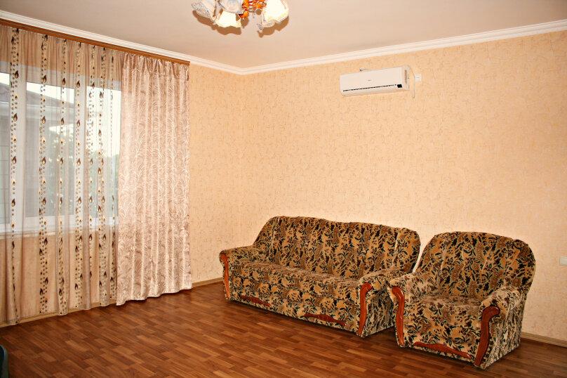 Двухкомнатный ЛЮКС номер на 2 этаже (1 корпус), Новая улица, 1, село Веселое - Фотография 1