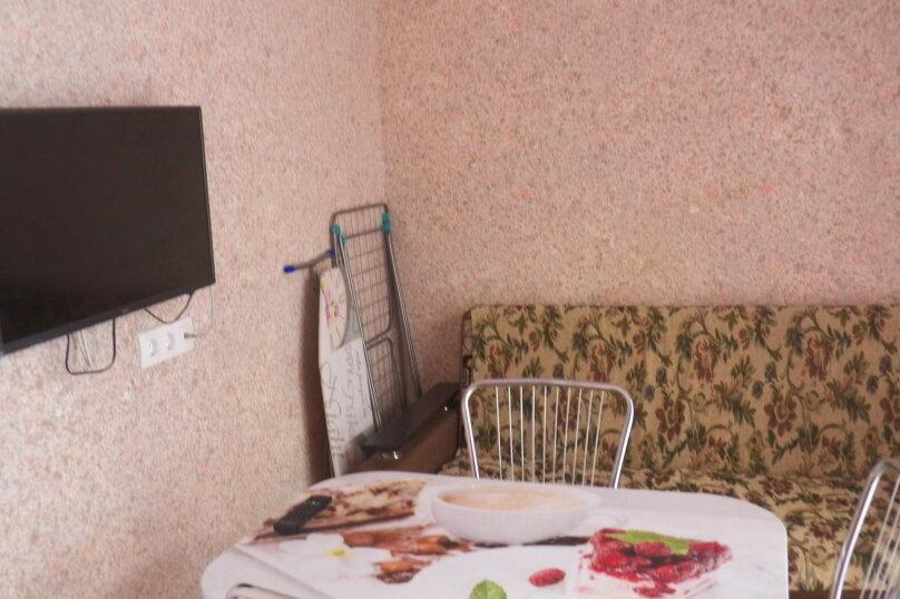 1-комн. квартира, 35 кв.м. на 5 человек, улица Воина Шембелиди, 22, Витязево - Фотография 2
