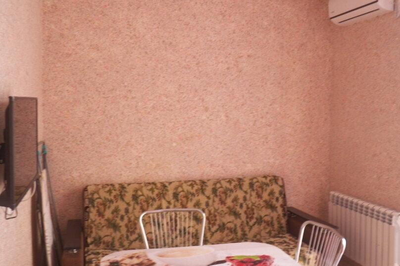 1-комн. квартира, 35 кв.м. на 5 человек, улица Воина Шембелиди, 22, Витязево - Фотография 7