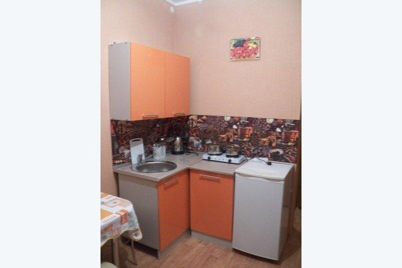 Двухкомнатный  люкс со своей кухней в номере, Объездная улица, 27, Витязево - Фотография 1