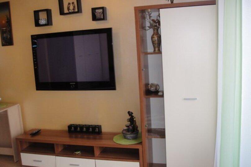 1-комн. квартира, 31 кв.м. на 3 человека, Маратовская, 69, Гаспра - Фотография 5