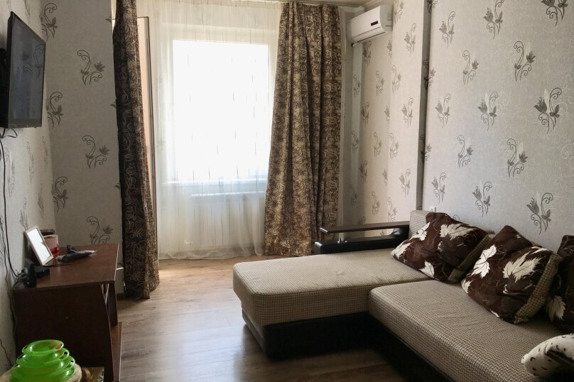1-комн. квартира, 40 кв.м. на 4 человека, Дивноморская улица, 37к18, Геленджик - Фотография 1