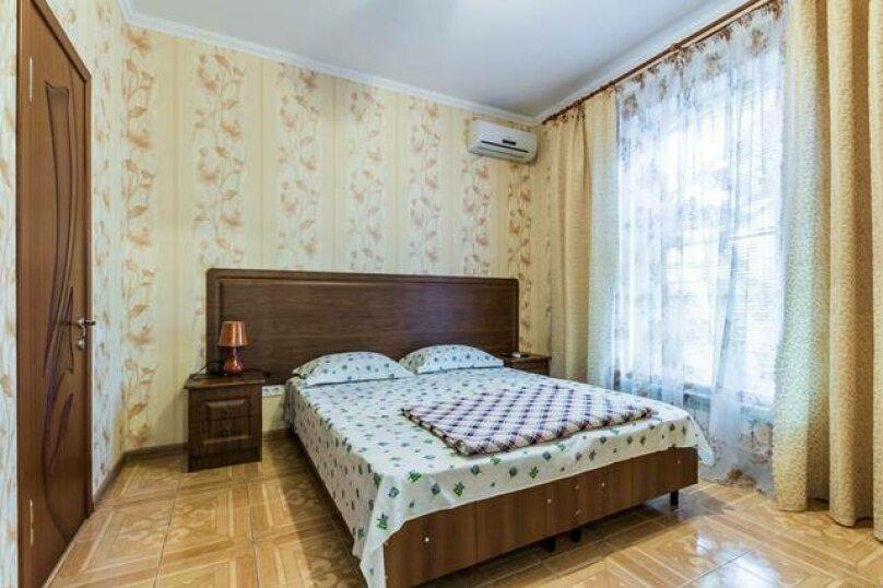 Первый этаж под ключ двухэтажного дома, 155 кв.м. на 9 человек, 3 спальни, Черноморская улица, 34, Витязево - Фотография 7