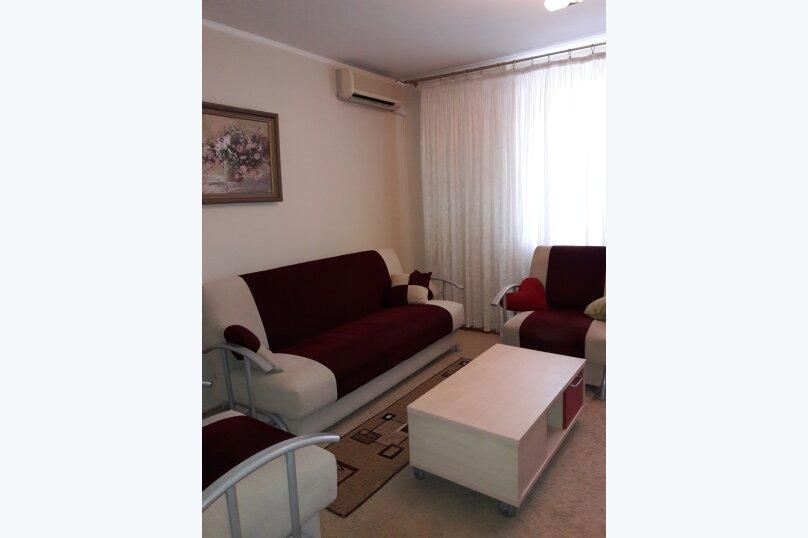 2-комн. квартира, 52 кв.м. на 5 человек, улица Дёмышева, 115, Евпатория - Фотография 13