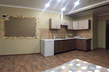 Трёхкомнатный коттеджного типа ® на 6-8 чел.с кухней-студией номер со всеми удобствами, 55 кв.м. на 7 человек, 2 спальни, Озен-Бою проезд 2, 2, Морское - Фотография 1