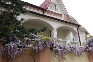 2-ой этаж частного дома с видом на море, 150 кв.м. на 8 человек, 4 спальни, Лазурная улица, 2, Отрадное, Ялта - Фотография 1