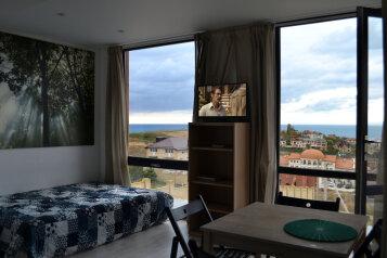 Апартаменты, 26 кв.м. на 4 человека, 1 спальня, Надежды, 13, село Супсех, Анапа - Фотография 1