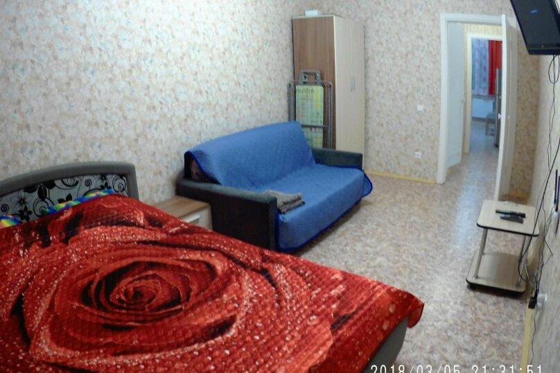 1-комн. квартира, 37 кв.м. на 4 человека, Большая Московская улица, 124, Великий Новгород - Фотография 9