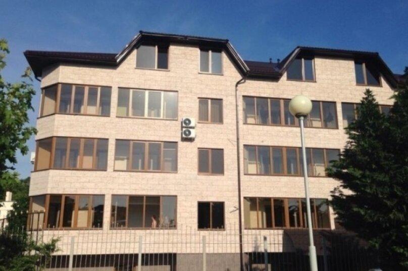 1-комн. квартира, 50 кв.м. на 6 человек, Горизонт, 18, Ольгинка - Фотография 1