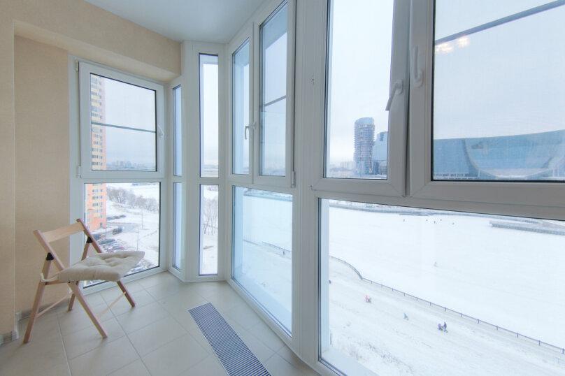 2-комн. квартира, 78 кв.м. на 4 человека, Красногорский бульвар, 20, Красногорск - Фотография 10