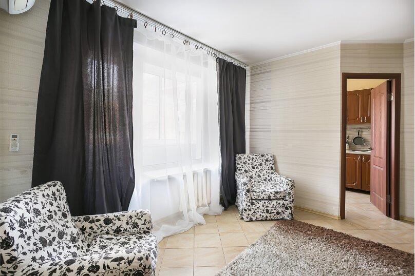 2-комн. квартира, 50 кв.м. на 4 человека, Трёхгорный Вал, 24, Москва - Фотография 2