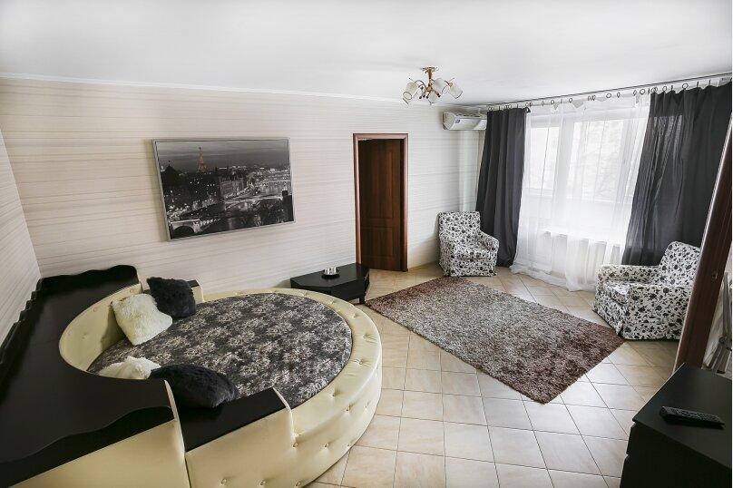 2-комн. квартира, 50 кв.м. на 4 человека, Трёхгорный Вал, 24, Москва - Фотография 3