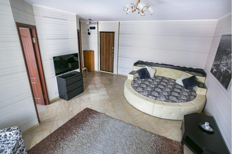 2-комн. квартира, 50 кв.м. на 4 человека, Трёхгорный Вал, 24, Москва - Фотография 4